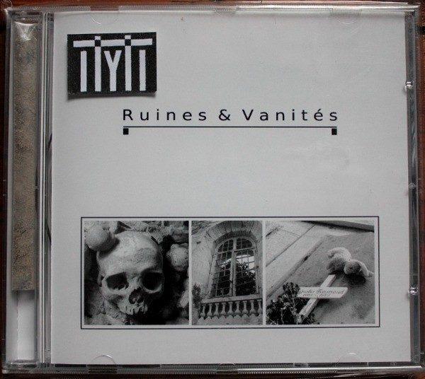 """v/a """"Ruines & Vanités"""" édition limitée"""