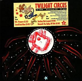 "Twilight Circus ""U.K. Steppers EP"""