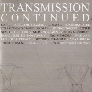 "v/a ""Transmission Continued"""