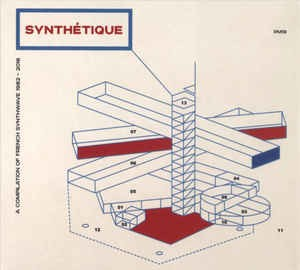 """v/a """"Synthétique A Compilation Of French Synthwave 1982-2016"""""""